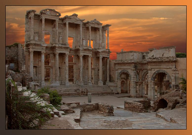 История древнего мира эфес