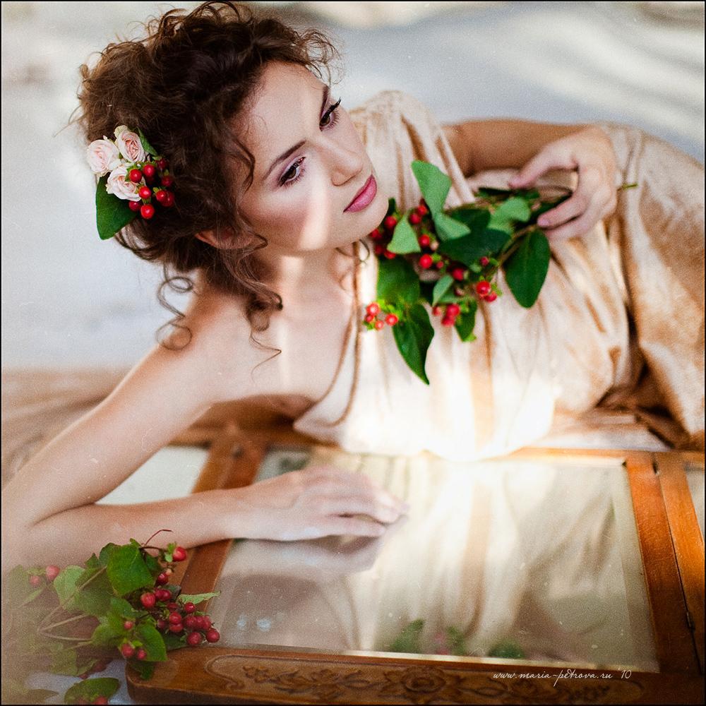 Обряды на женскую красоту