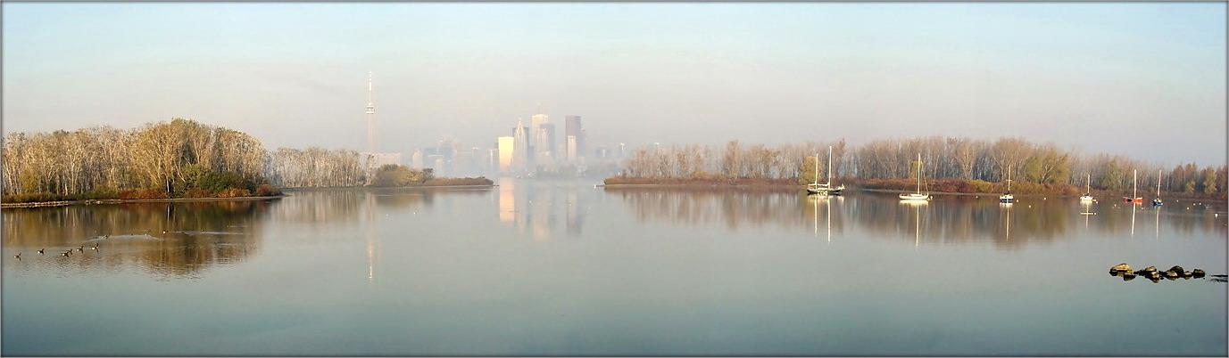 Где то есть город тихий как сон