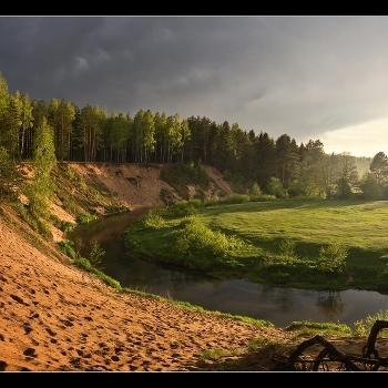 У природы нет плохой погоды....