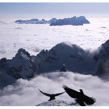 танцы над облаками