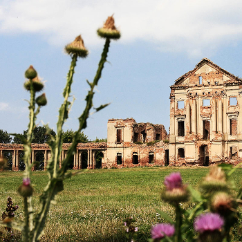 Дворцовый комплекс Сапег XVIII век