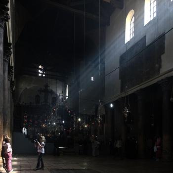 Божественная подсветка