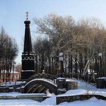 Смоленск и его окрестности 26... Лопатинский сад..