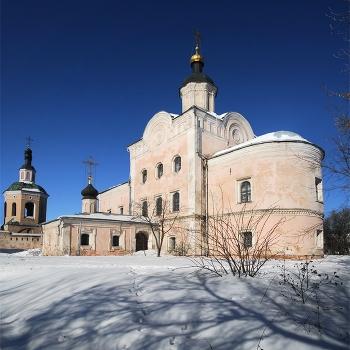 Смоленск и его окрестности 27... Аннозачатьевская церковь.