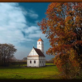 Преображенская церковь в Заславле