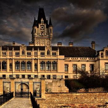 Замок для призраков
