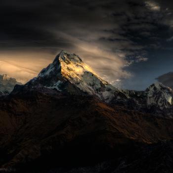 Вершина Аннапурна (Annapurna South 7219 m)