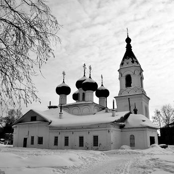 Вологда. Успенский собор