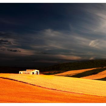 Вечер в Андалузии