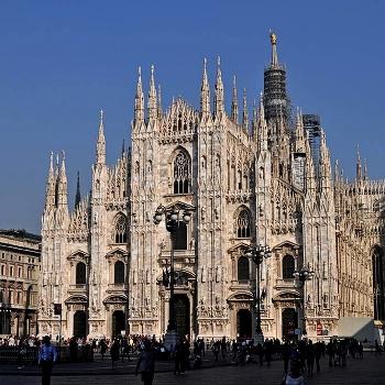 Домский собор, Милан