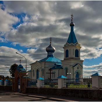 Церковь св. Георгия в Гольшанах