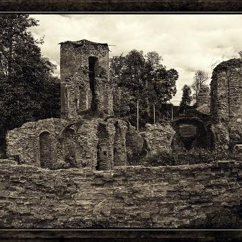 Осколки Гольшанского замка2