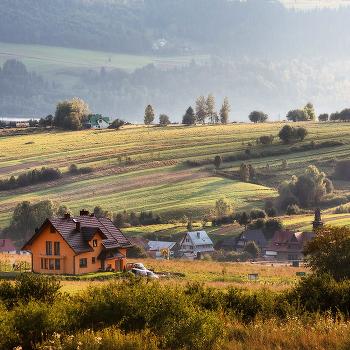 Сентябрь в южной Польше