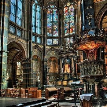 Sint Nicolaaskerk, Amsterdam (часть вторая2)